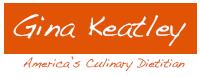 Gina Keatley, America's Culinary Dietitian
